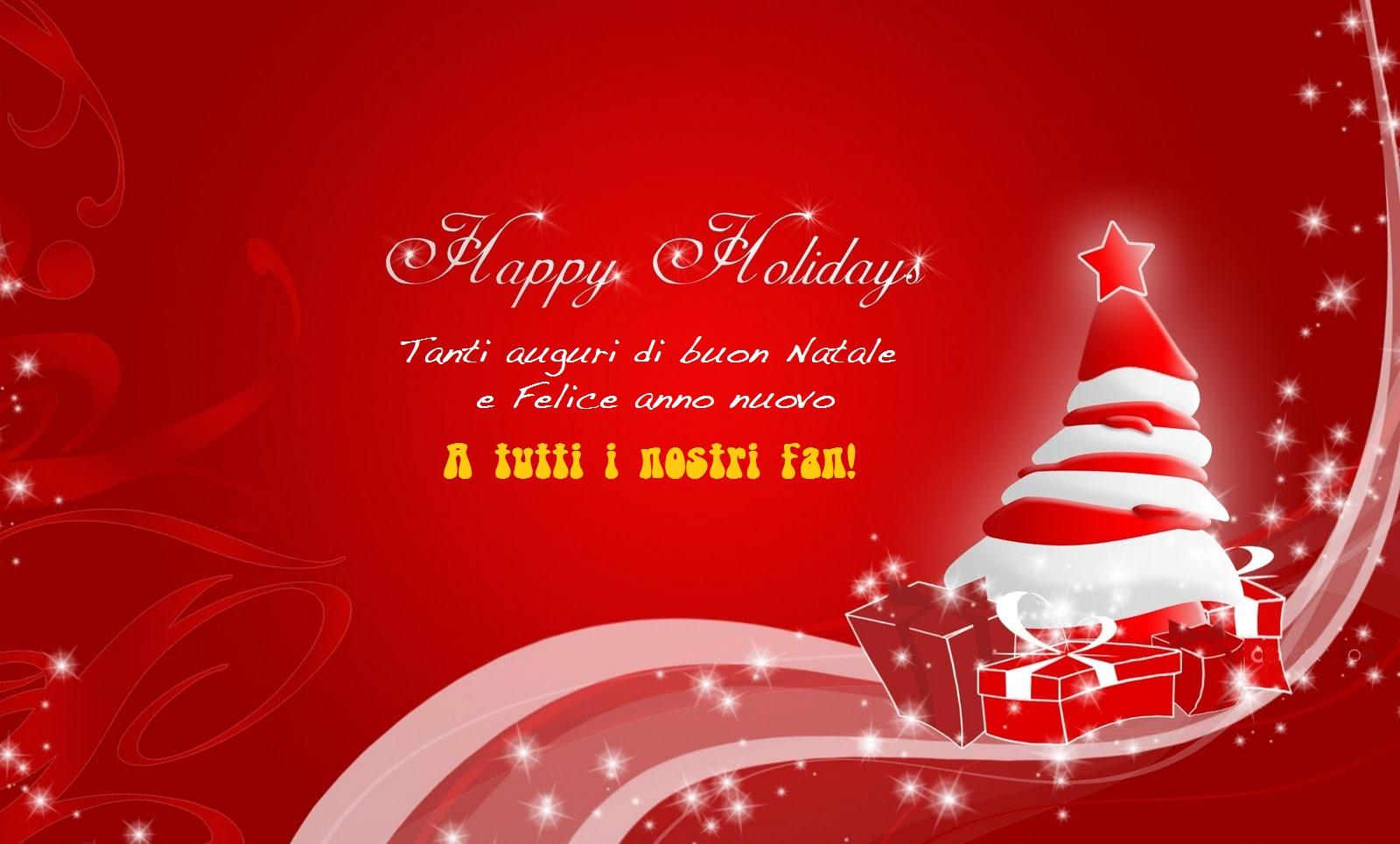 Buon Natale E Buone Feste Natalizie.Dicembre 2015 Vezzolacca It